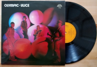 Olympic - Ulice (LP)